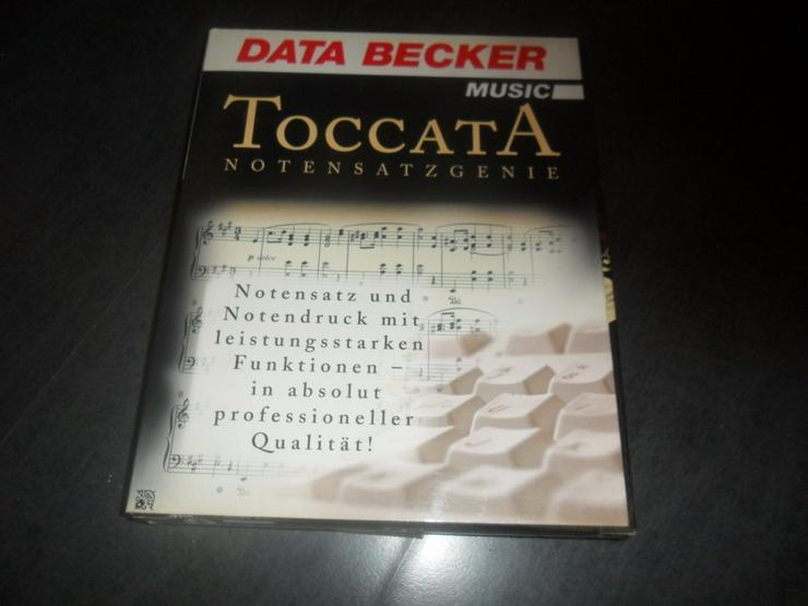 Toccata- Notensatzgenie.