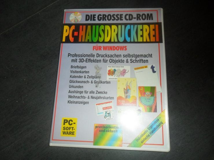 PC Hausdruckerei