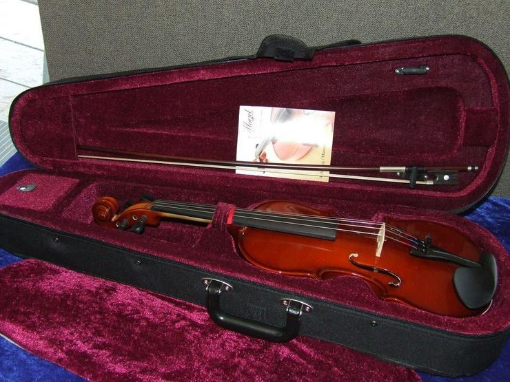 Menzel Violinen-Set VL 202, 3/4 Größe - Streichinstrumente - Bild 1