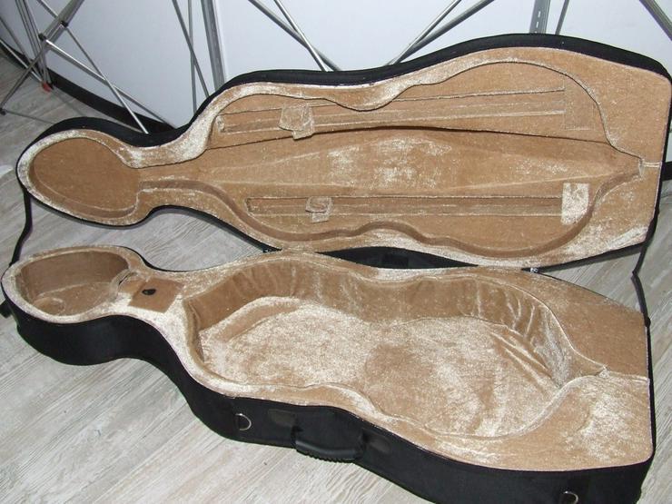 Bild 3: Cellokoffer Menzel CC 52, 3/4 Größe