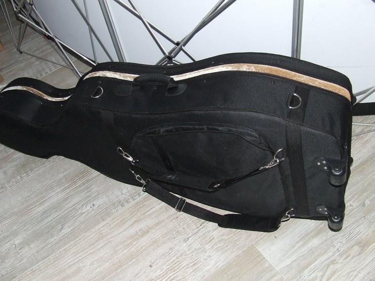Bild 2: Cellokoffer Menzel CC 52, 3/4 Größe