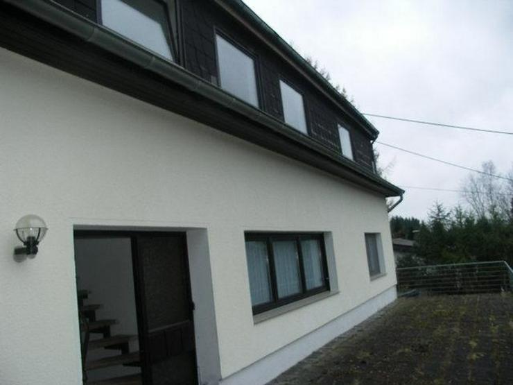 Bild 4: BUCHET bei BLEIALF 2 FH Natur nahe Lage 4 und 3 Zimmer Terrasse Garage Gartenhaus EG vermi...