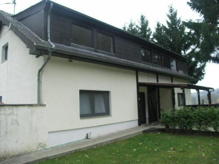 Bild 3: BUCHET bei BLEIALF 2 FH Natur nahe Lage 4 und 3 Zimmer Terrasse Garage Gartenhaus EG vermi...