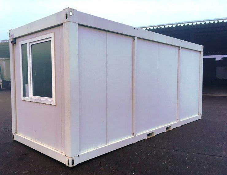 Container Wohncontainer Bürocontainer in Albersdorf auf ...