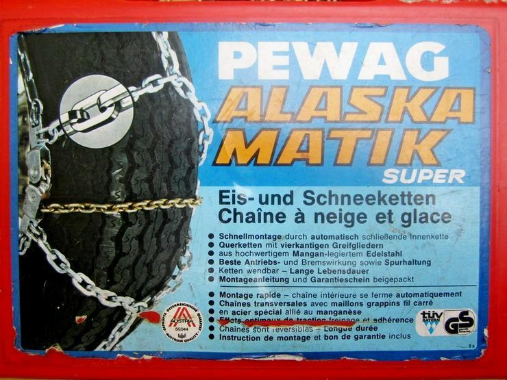 Bild 3: Schneeketten Pewag Alaska Matik Super LM 67 S