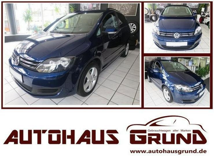 VW Golf Plus 1.6 TDI DPF Comfortline - Golf - Bild 1