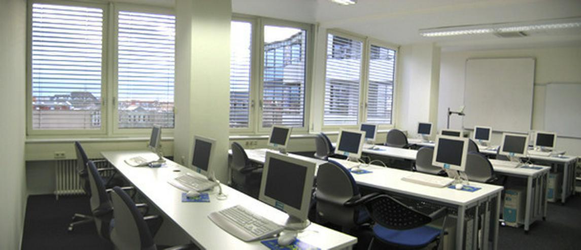 Seminarraum mit oder ohne PC-Ausstattung