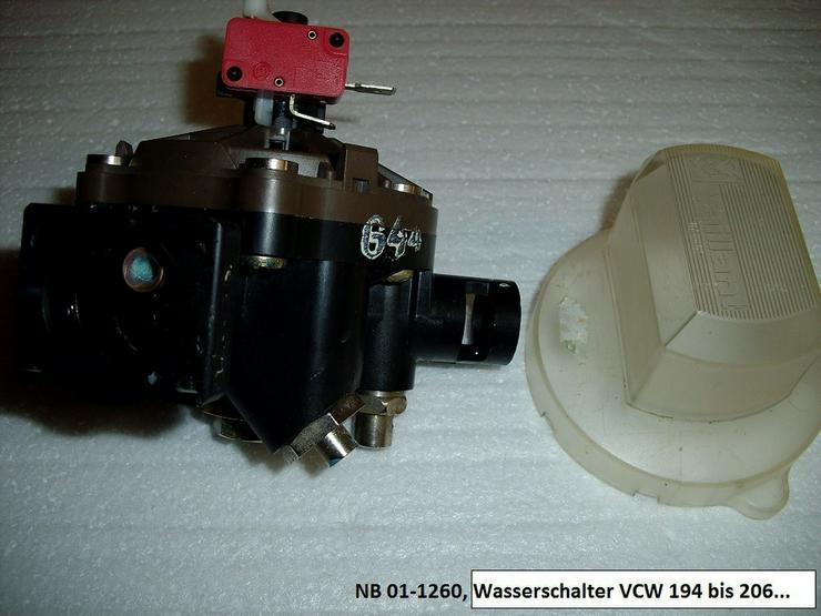 Vaillant Wasserschalter 01-1260 für VCW 194