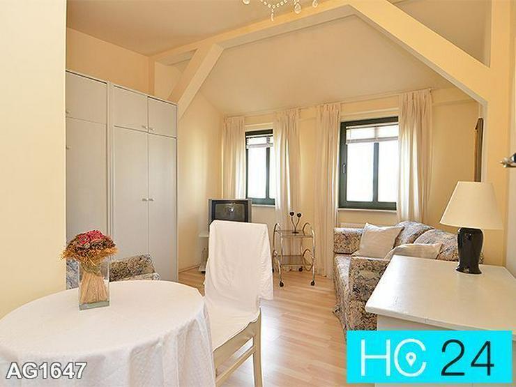 * Zentrum (Süd) + Möblierte Wohnung in Leipzig + Südvorstadt + WG-GEEIGNET + INTERNT