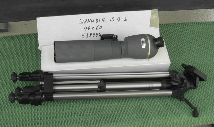 Stativ und Spektiv DANUBIA 40x60