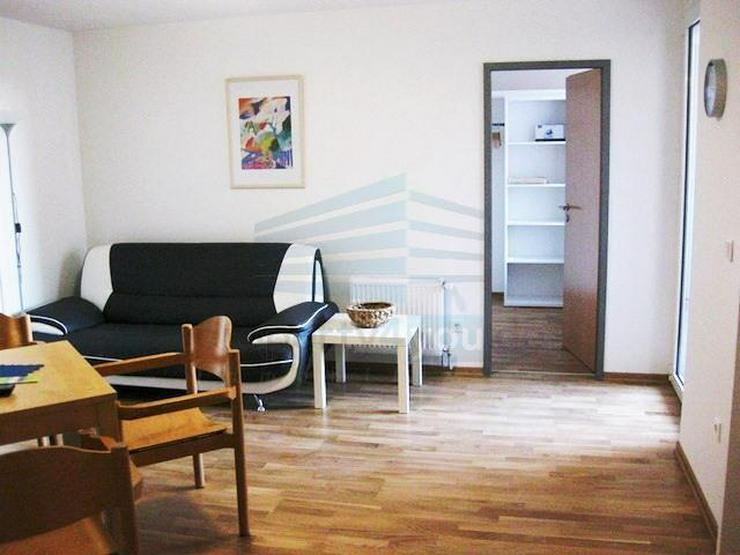 Schöne möblierte 3-Zi. Wohnung in München-Perlach - Wohnen auf Zeit - Bild 1