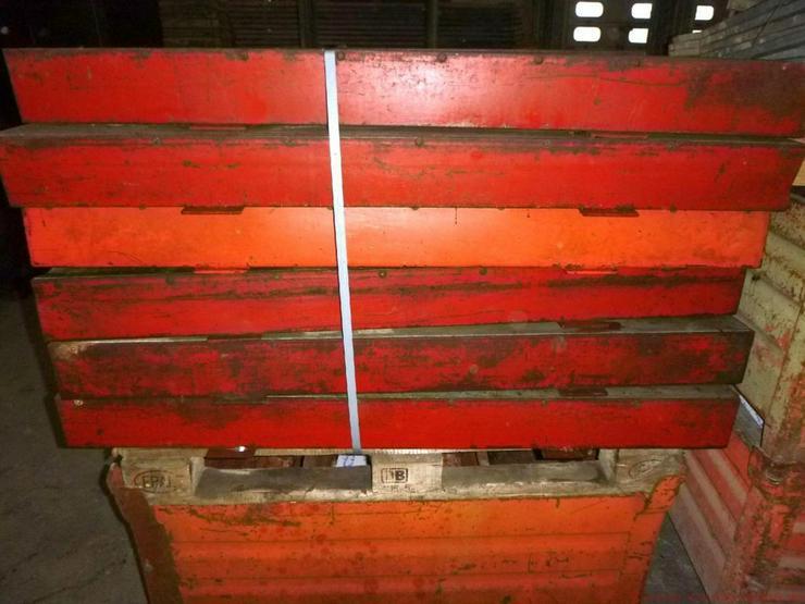 MEVA StarTec Radiuselemente 135cm gebraucht - Baustellenausstattung - Bild 1