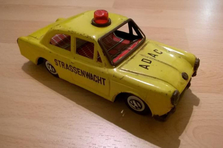 Blechauto ADAC Strassenwacht VW 1500