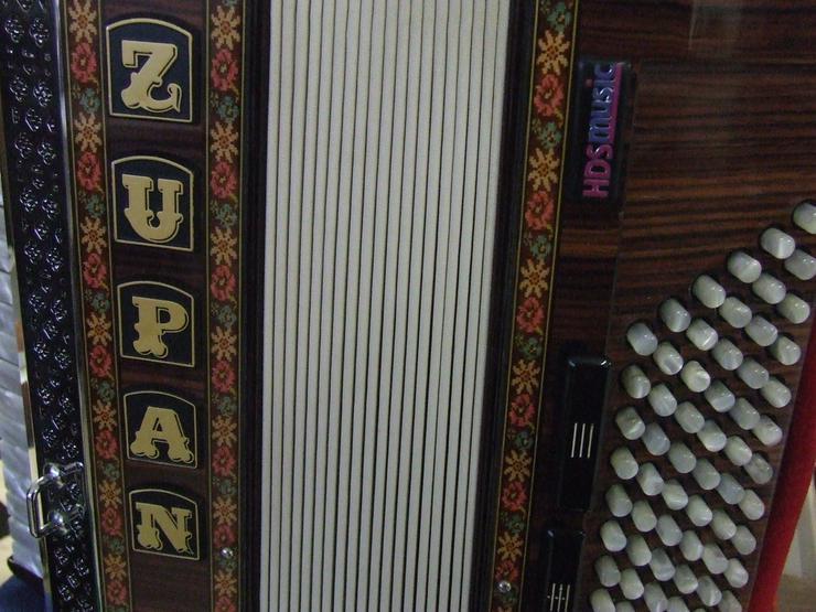HDS Systeme für Akkordeon/Harmonika