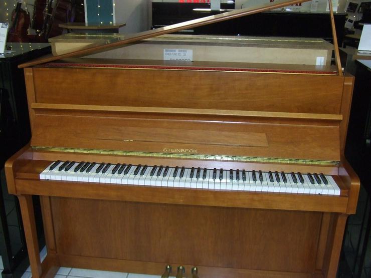 Bild 2: Steinbeck Klavier 113 Kirschbaum gebraucht