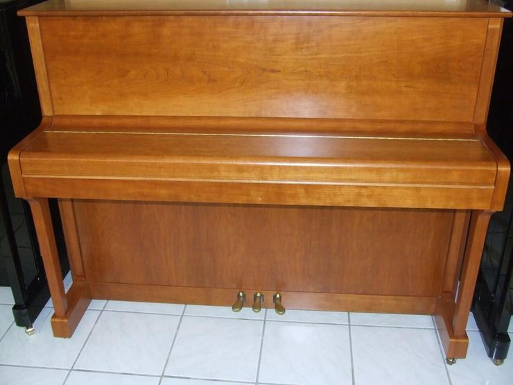 Bild 3: Steinbeck Klavier 113 Kirschbaum gebraucht