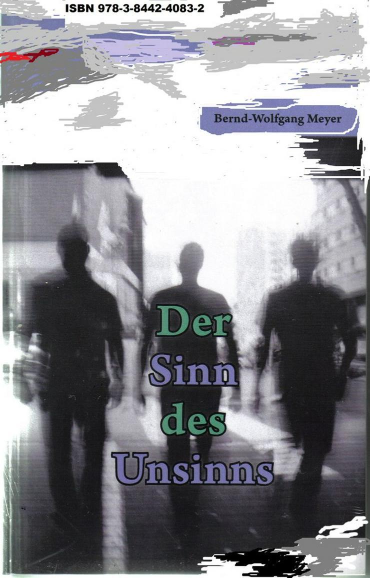 IMMER über die KIMM  und  Der SINN des UNSINNS - Romane, Biografien, Sagen usw. - Bild 2