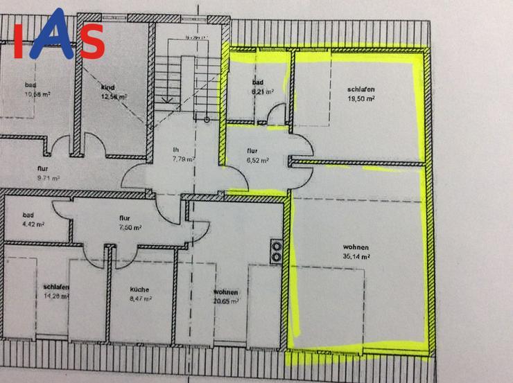 Bild 2: Gemütliche 2-Zi.-DG-Wohnung im Osten von Ingolstadt/Mailing zu verkaufen!