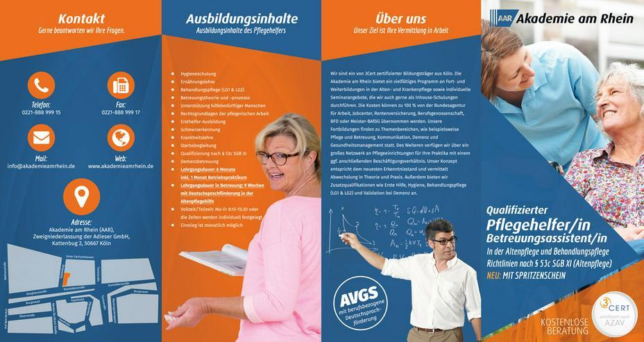 Qualifizierter Pflegehelfer/in - Weitere - Bild 1