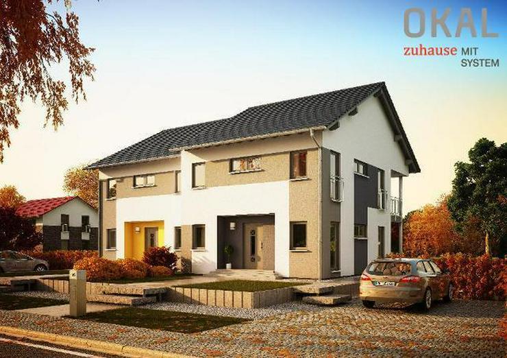 Bauen Sie Ihr eigenes Traum-Doppelhaus mit OKAL - warten Sie nicht länger !!!
