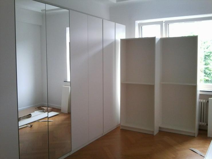Möbelmonteur hilft in Düsseldorf
