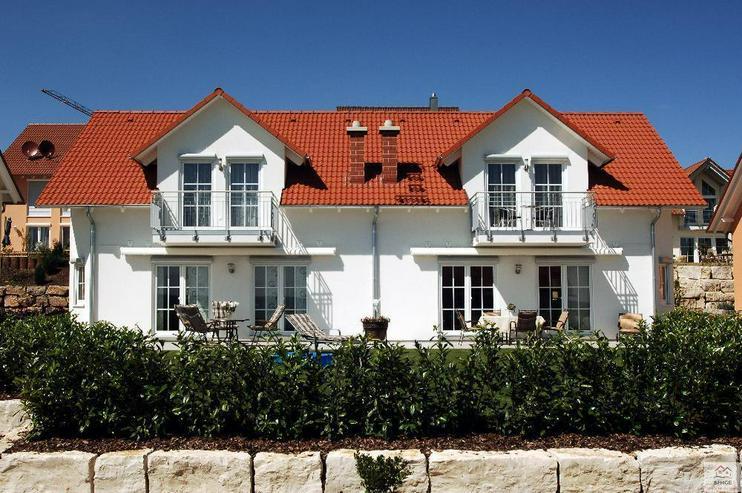 5Zi Neubauprojekt, Doppel Einfamilienhaus in Itingen BL an sehr sonniger Aussichtslage fü...
