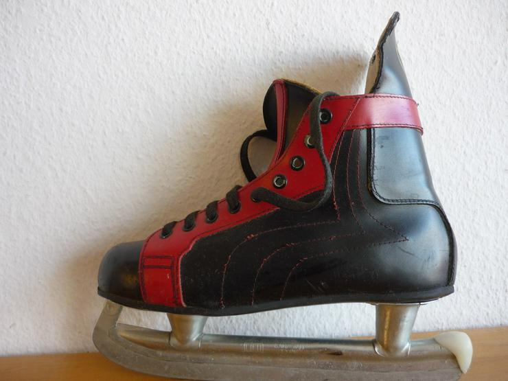 Eishockeyschlittschuhe
