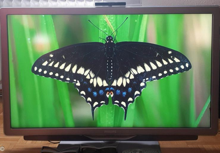 Philips 40 Zoll LED-Fernseher FullHD DVB-T/C/S2 - 25 bis 45 Zoll - Bild 1