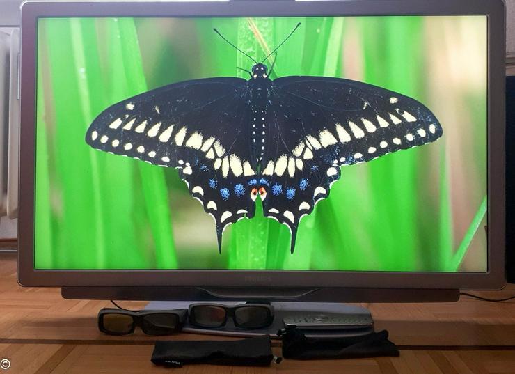 Bild 2: Philips 40 Zoll LED-Fernseher FullHD DVB-T/C/S2