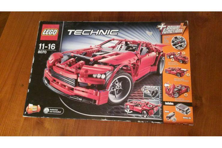Lego Technic Modell 8070 in OVP !