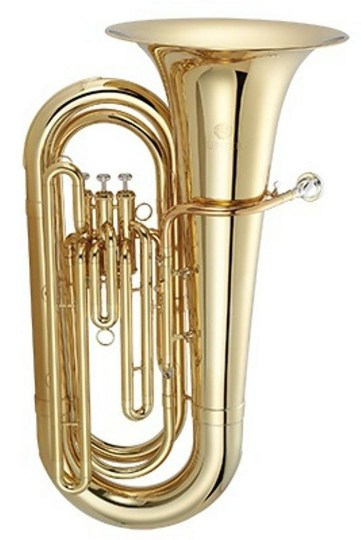 Jupiter 382 L Tuba in B. Großes 4/4 - Modell - Blasinstrumente - Bild 1