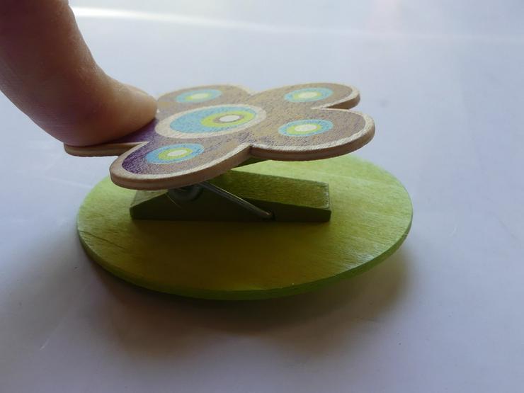 Bild 3: Magnet mit Klemmfunktion