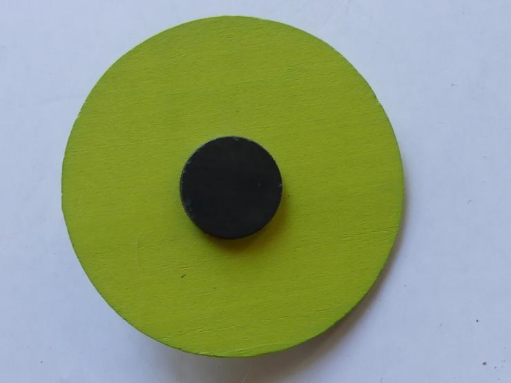 Bild 4: Magnet mit Klemmfunktion