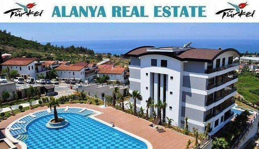 3 Zimmer Wohnung in Super Luxus Wohnanlage auf höchstem Niveau in Alanya Kargicak - Wohnung kaufen - Bild 1