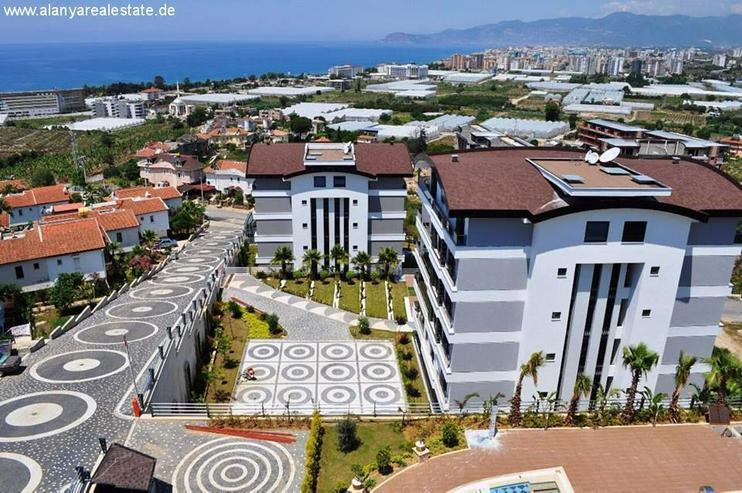 Bild 4: 3 Zimmer Wohnung in Super Luxus Wohnanlage auf höchstem Niveau in Alanya Kargicak