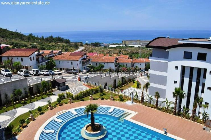 Bild 6: 3 Zimmer Wohnung in Super Luxus Wohnanlage auf höchstem Niveau in Alanya Kargicak