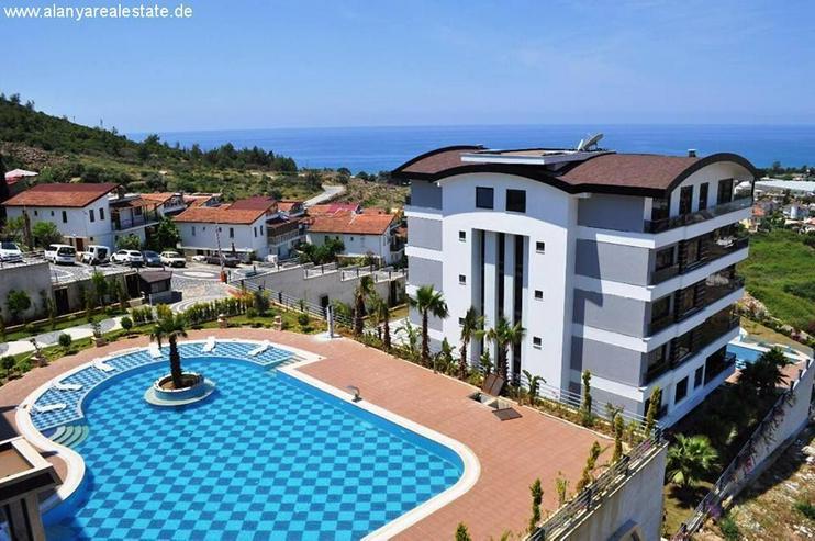 Bild 2: 3 Zimmer Wohnung in Super Luxus Wohnanlage auf höchstem Niveau in Alanya Kargicak