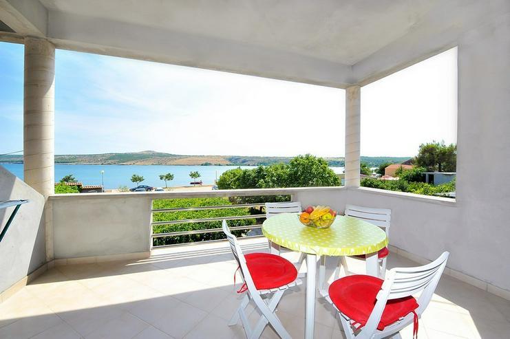 Kroatien Ferienwohnung Zadar Meerblick