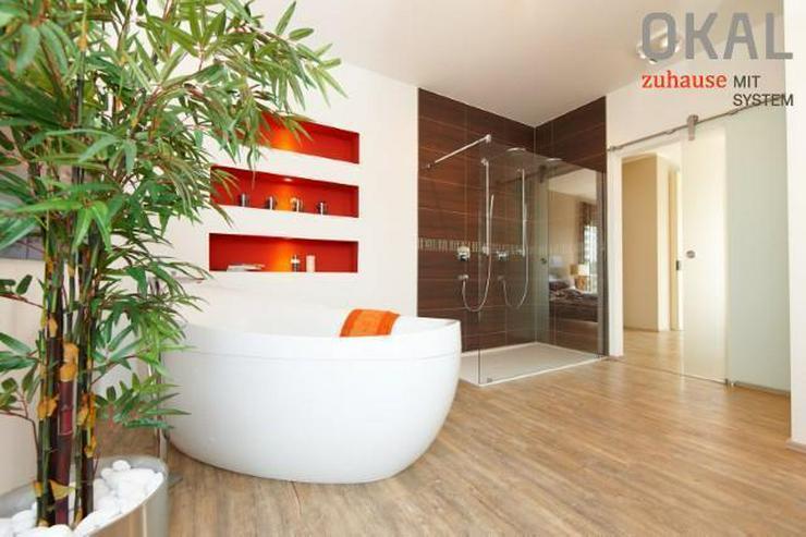 Bild 2: Effizienzhaus 40 Plus - Klassischer Baustil, doch ein Berühren aller Sinne.