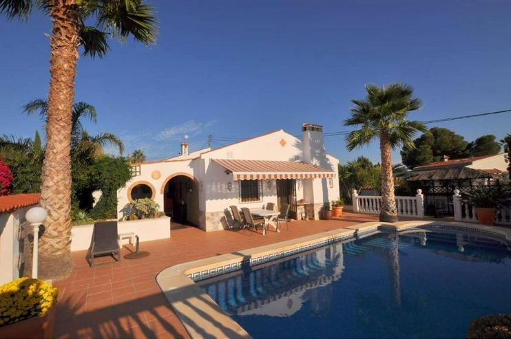 Bild 2: Villa mit Privat-Pool