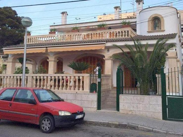 Bild 1: KAUF: strandnahe Villa an der Playa de Palma