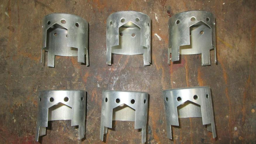 Abstandhalter aus Metall für LED/ Halogen Spots