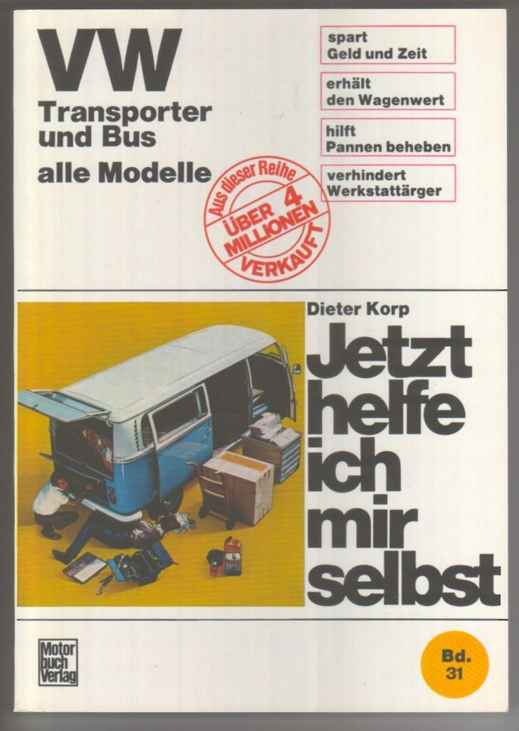 Jetzt helfe ich mir selbst VW TransPorter