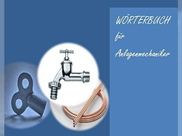 plumbing + heating installer: dictionary