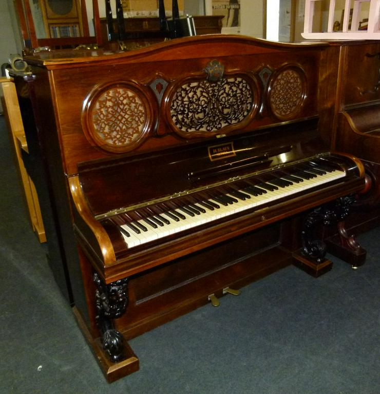 Klavier H. Blaun - Altona