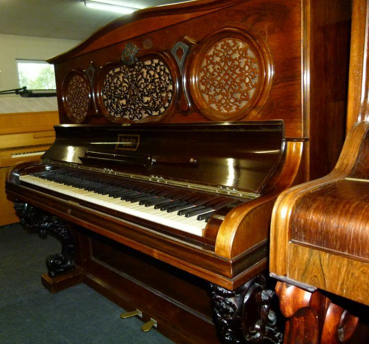 Bild 3: Klavier H. Blaun - Altona