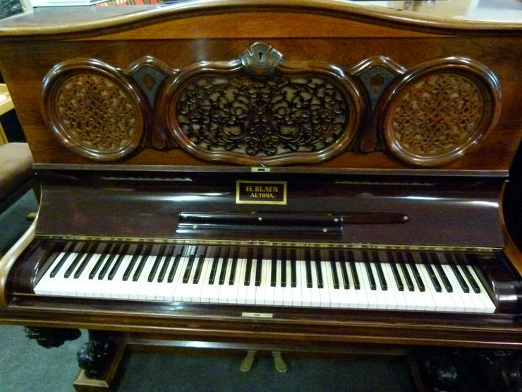 Bild 4: Klavier H. Blaun - Altona