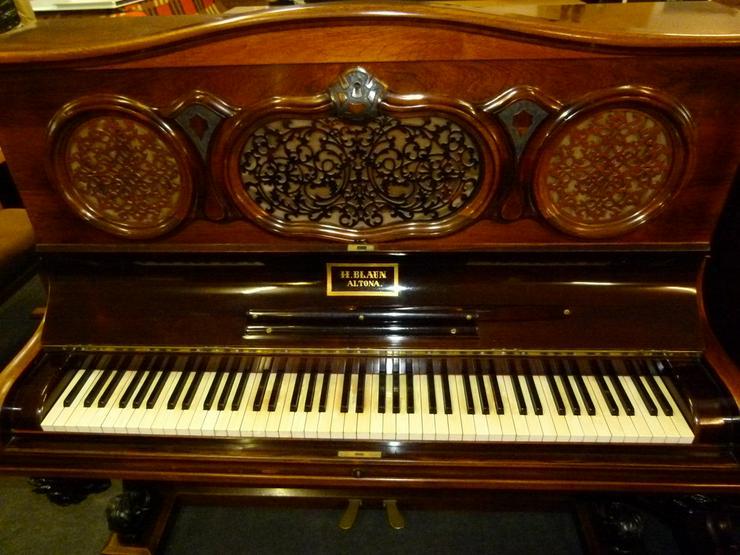 Bild 5: Klavier H. Blaun - Altona