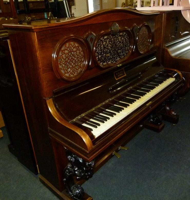 Bild 6: Klavier H. Blaun - Altona