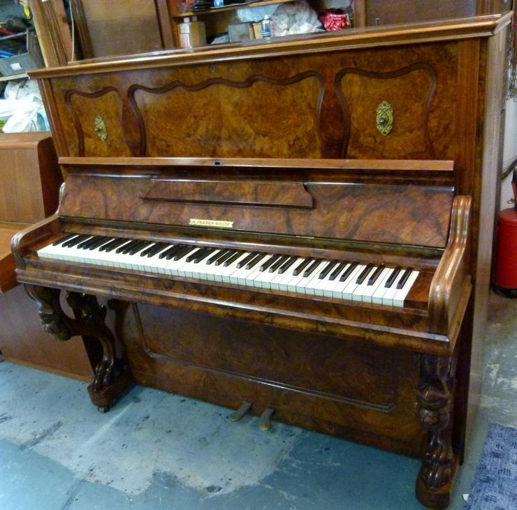 Klavier A. Faaber Mainz